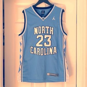 Michael Jordan University of North Carolina Jersey